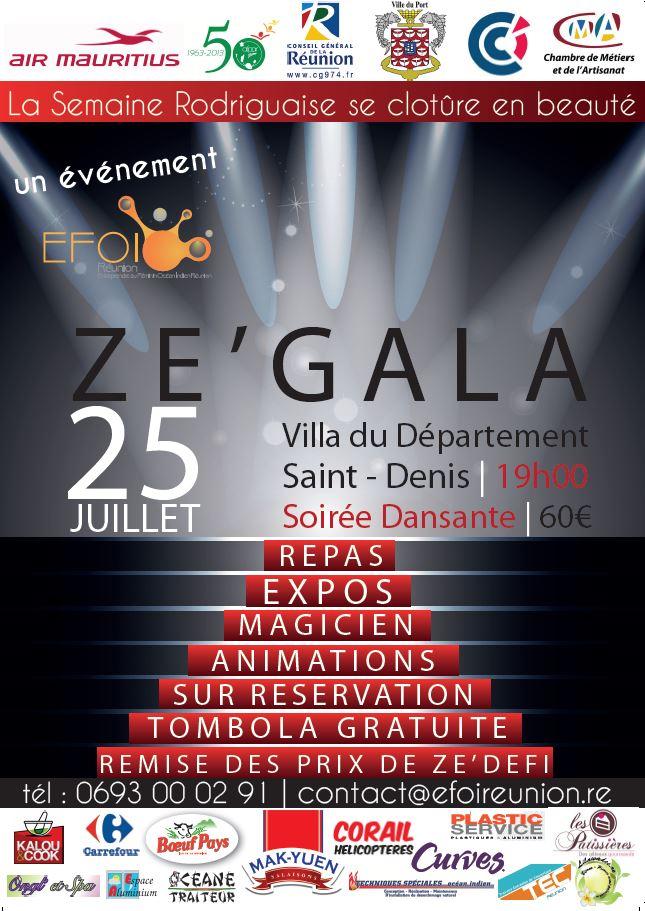 Efoir| Affiches Ze'Gala