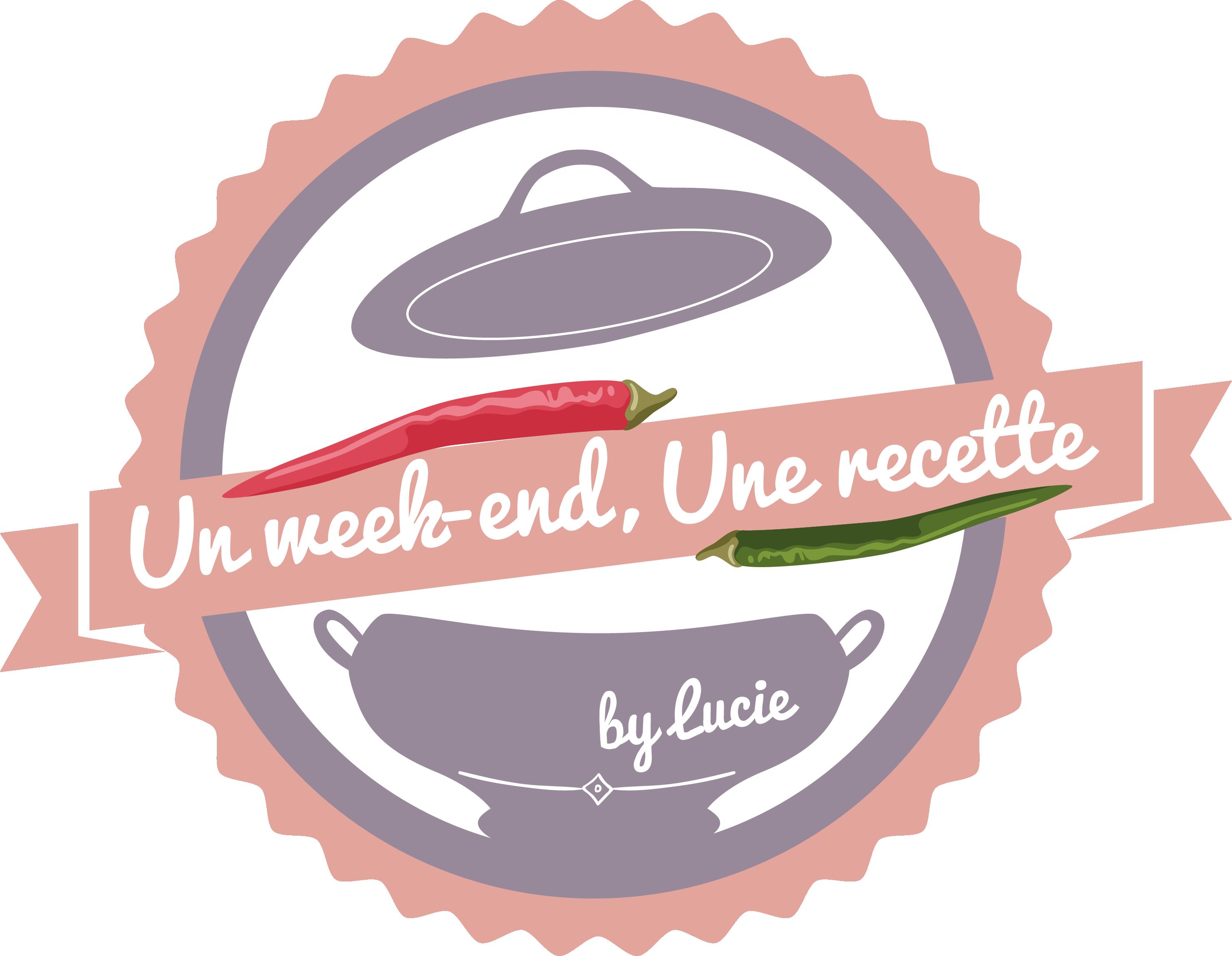Un Week-End, Une Recette| Relooking | Logo vectoriel