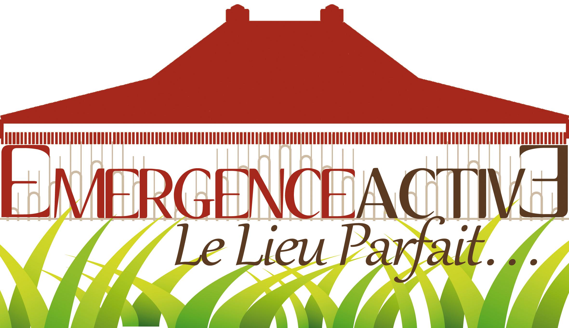 EmergenceActiv3| Création | Logo vectoriel