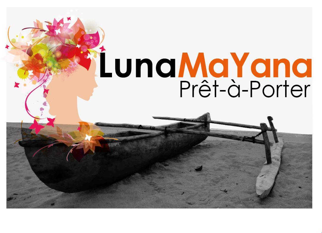 Luna Mayana| Création | Logo