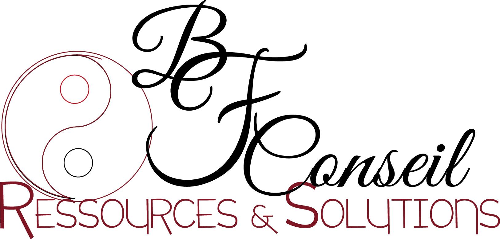 Brigitte Fumagalli  Création  Logo vectoriel