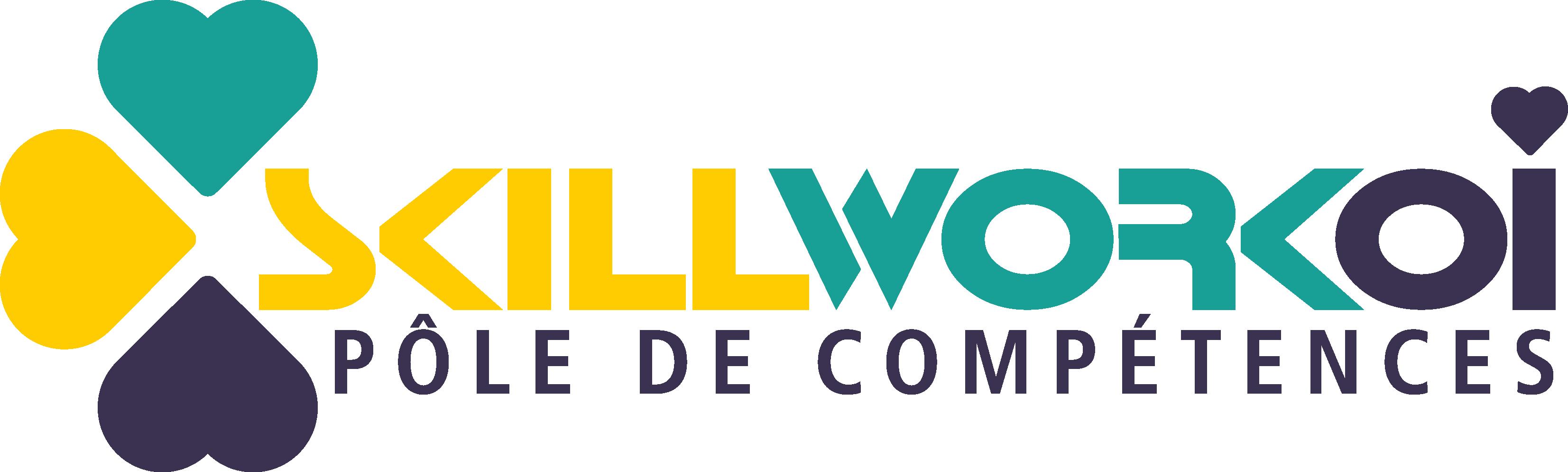 SkillWorkOi | Création| Logo vectoriel