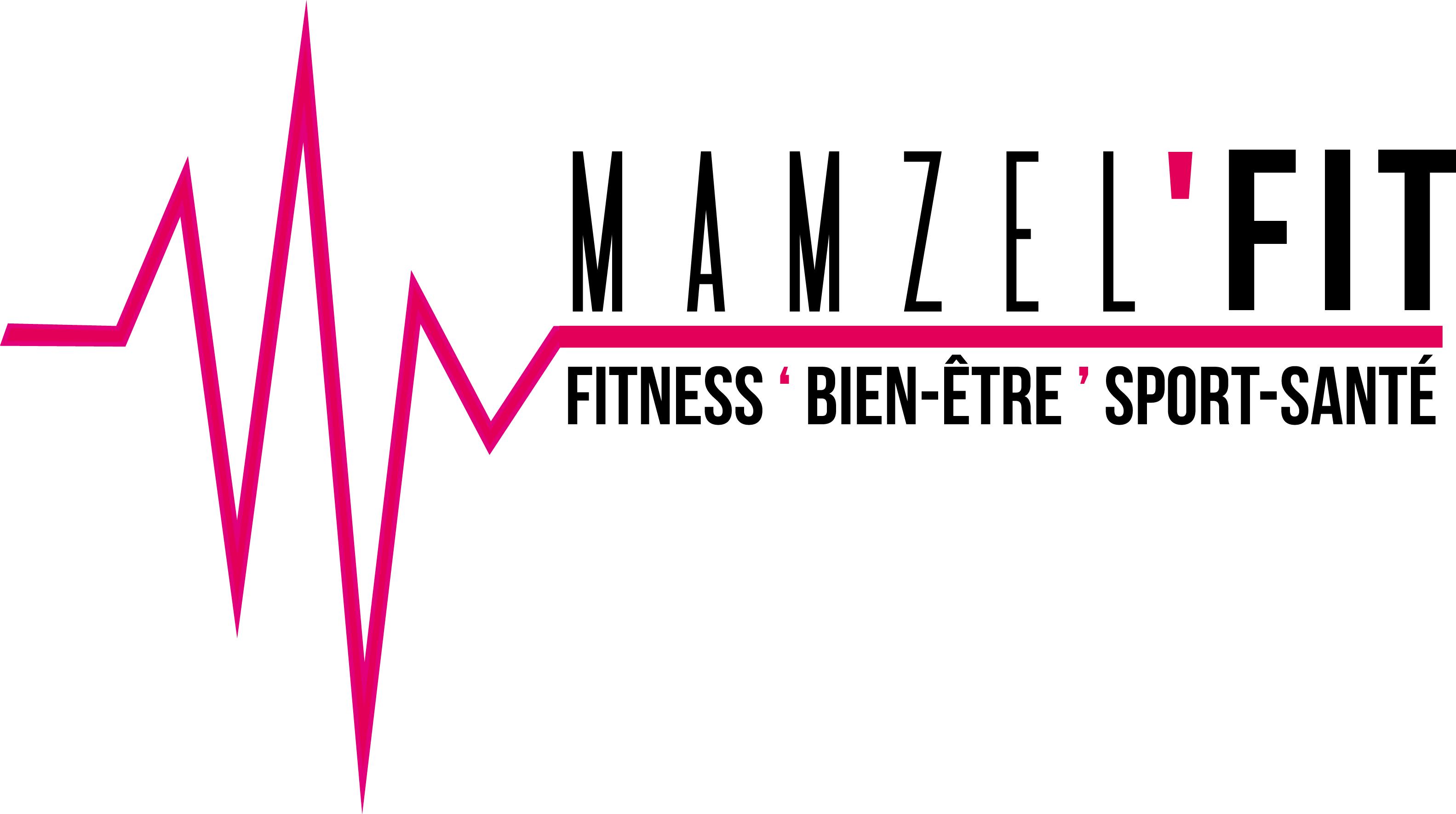MAMZEL'FIT | Création | Logo Vectoriel