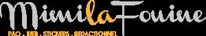 MimiLaFouine – Logo / PAO / Web / Réseaux Sociaux sur la Réunion 974