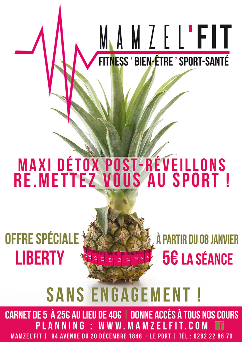 Mamzel'Fit | PAO | Flyer
