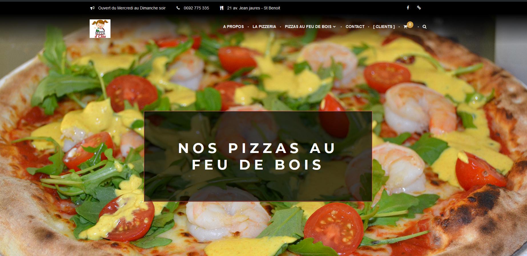 Pizza d'Elea | E-Shop | Création