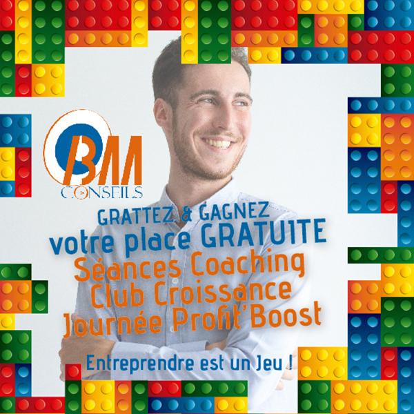 OBM Conseils | Jeu à Gratter | Web