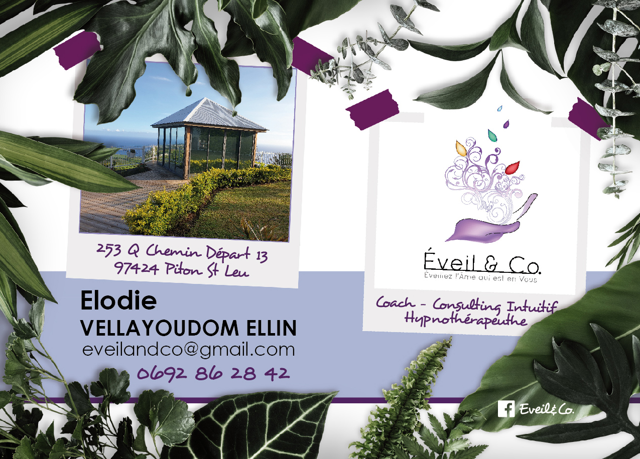 Eveil&Co | Flyer | Conception