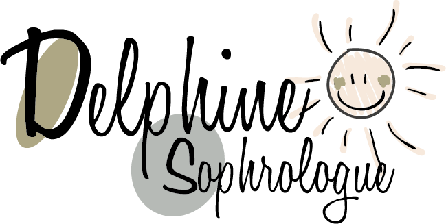 Delphine Sophrologue | Logo | Création