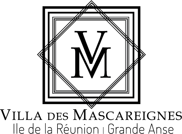 Villa des Mascareignes | Logo | Conception