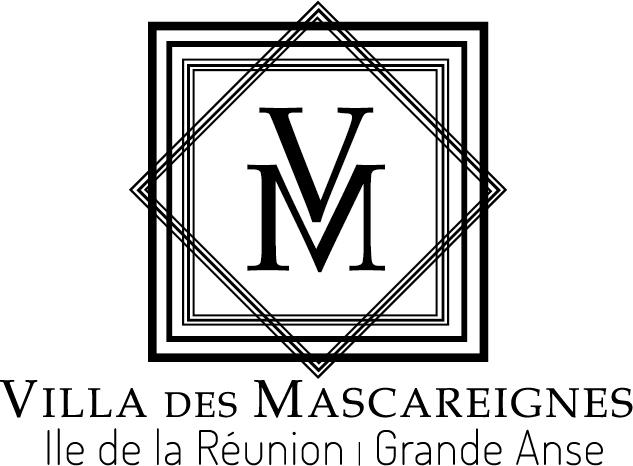 Villa des Mascareignes | Logo | Conception