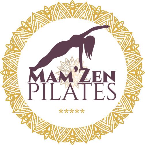 MamZen Pilates | Logo | Création