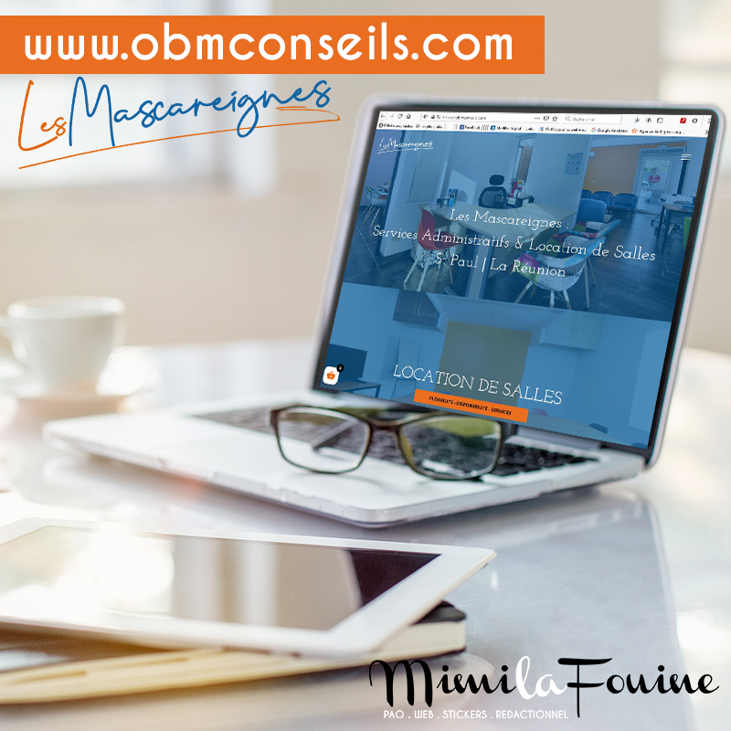OBM Conseils | Site Marchand | Relooking