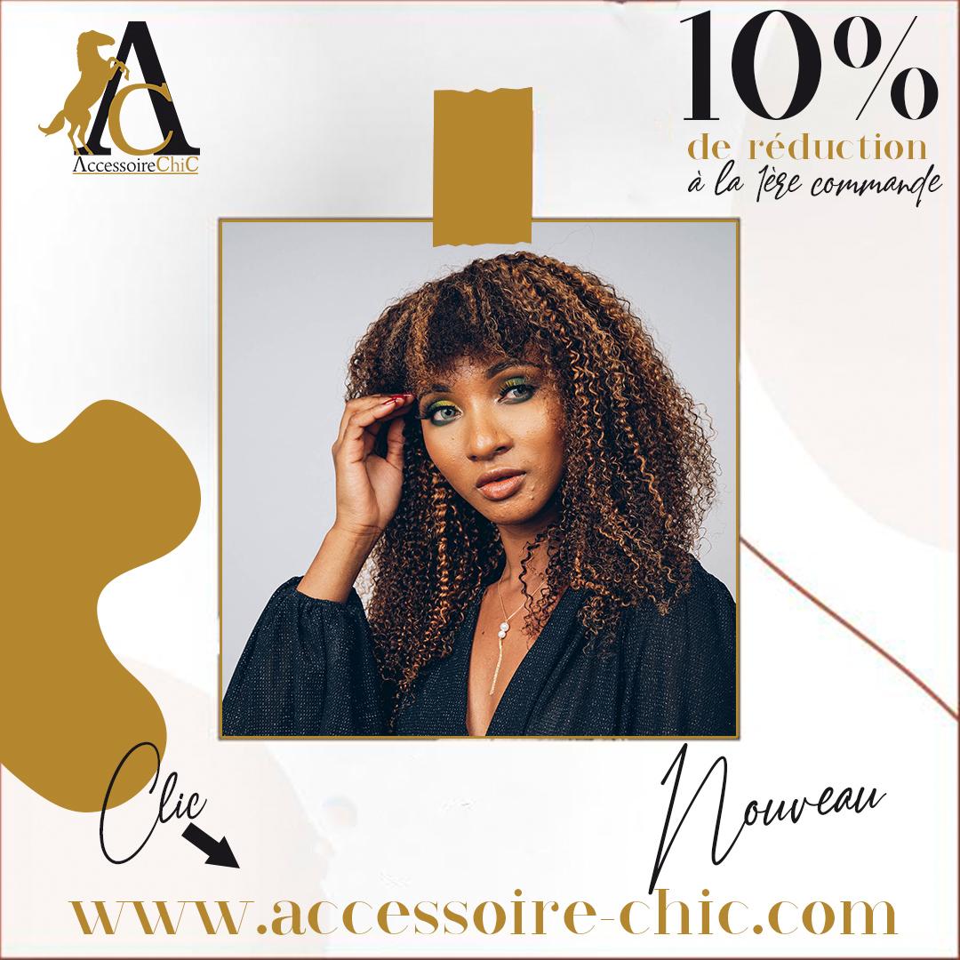 Accessoire Chic | Site Marchand | Création